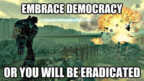 Liberty Prime Meme - liberty prime the mojave express fimfiction