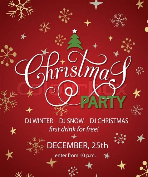 backdrop design christmas party christmas party background design template christmas