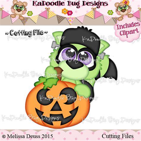 ka doodlebug designs cutie katoodles frankie raccoon 1 00 kadoodle