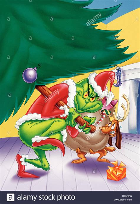 grinch images the grinch how the grinch stole 1966 stock