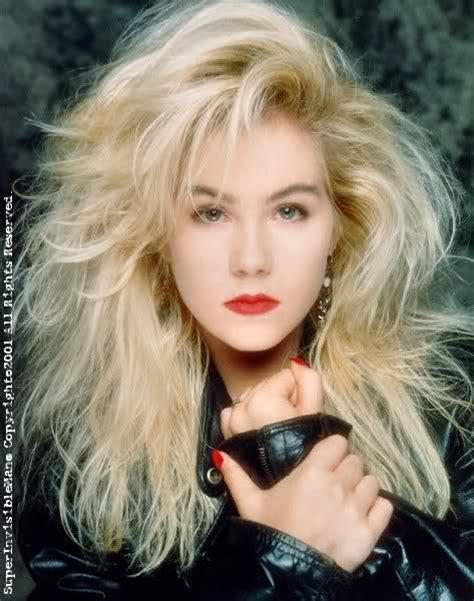 phots of donna mills curly frosted 90s hairstyle pinterest the world s catalog of ideas