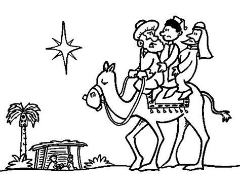 imagenes para pintar reyes magos dibujo de los tres reyes magos para colorear dibujos net