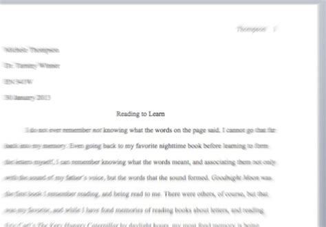 What Do You Put In A College Essay by Put Your Essay Into Mla Format Fiverr
