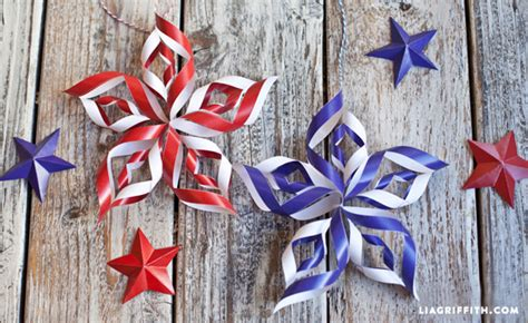 diy paper for fourth of july