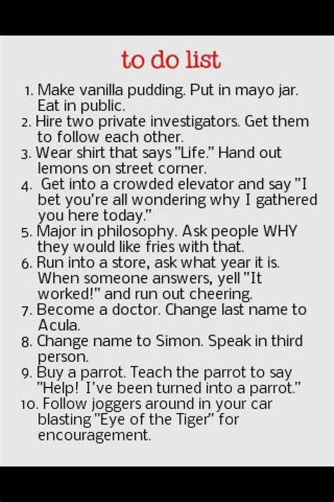 best 25 list ideas that you will like on list of jokes awesome pranks
