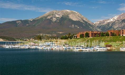 boating lakes in colorado breckenridge colorado boating boat rentals marinas