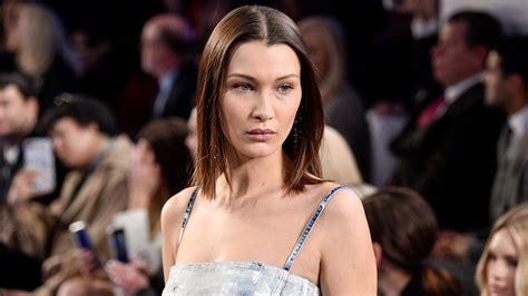 bella hadid beauty surgery bella hadid slams troll plastic surgery accusations