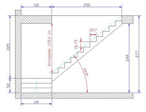 hauteur d une re d escalier 3237 marvelous hauteur de marche escalier 8 pour avoir une