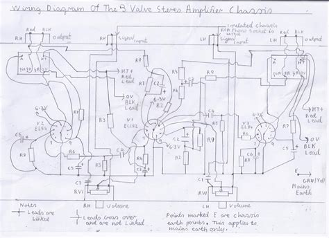 3 channel stereo wiring diagram 3 get free image about