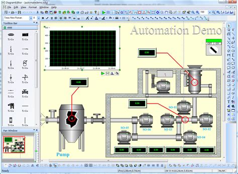 scada programming tool automation component