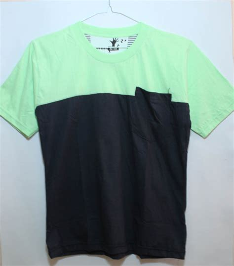 Kaos Anak O Neck Pendek Size 1 Polos Cotton Combed 1 jual kaos polos 2 warna cotton combed 30s hijau daun