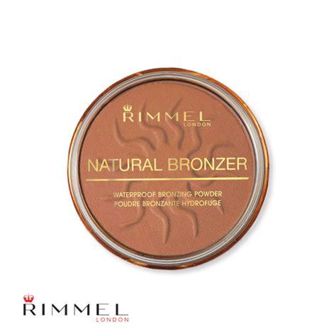 Rimmel Bronzer rimmel bronzer waterproof bronzing powder spf 15