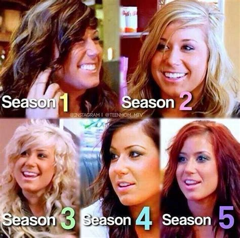 chelsea houska 16 and pregnant hair teen mom cast before they were stars page 4 the