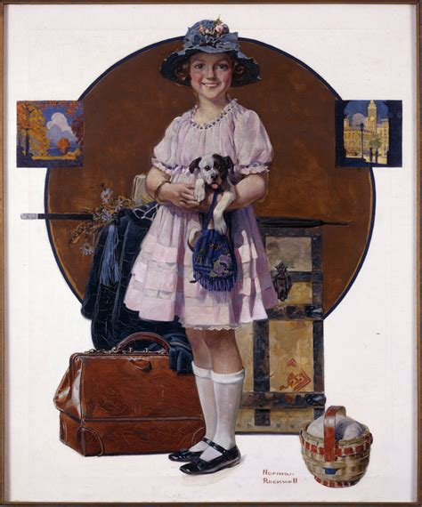 biography norman rockwell norman perceval rockwell biography and featured art for