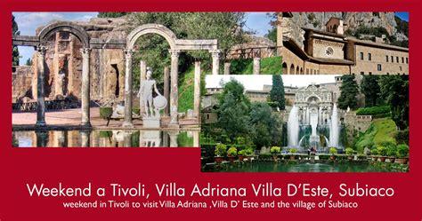 villa d este ingresso tivoli villa villa d este e il borgo di subiaco