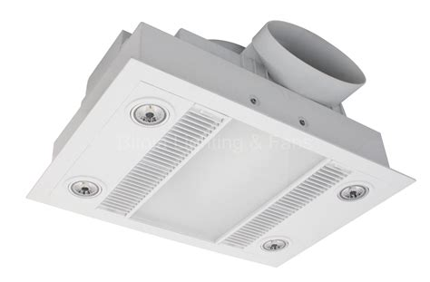 bathroom exhaust fan with led light martec linear led 3 in 1 bathroom heater light exhaust fan