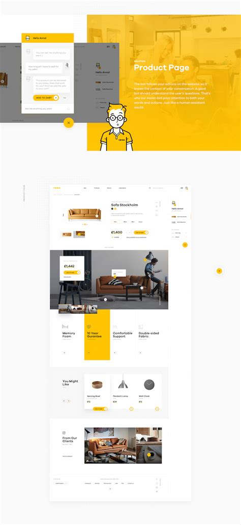 ikea redesign ikea s website gets redesigned in concept that mimics its
