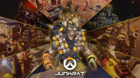 halloween imovie themes junkrat and symentra madness overwatch gameplay youtube