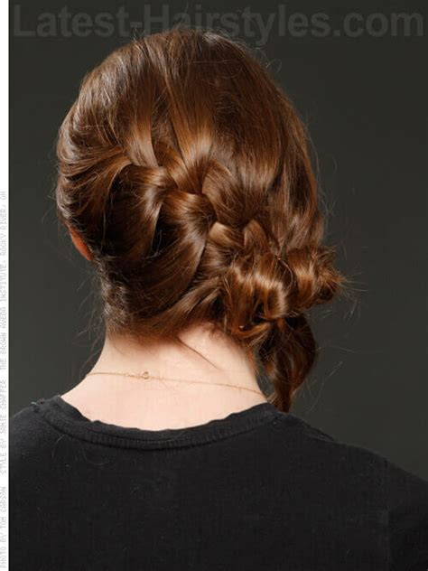 loose back braid 15 fabulously cool braids for all occasions
