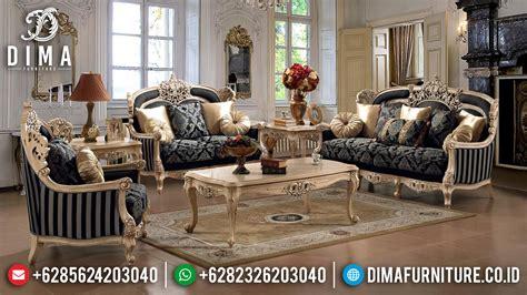 Kursi Tamu Mebel Jepara mebel jepara set kursi sofa tamu mewah klasik terbaru