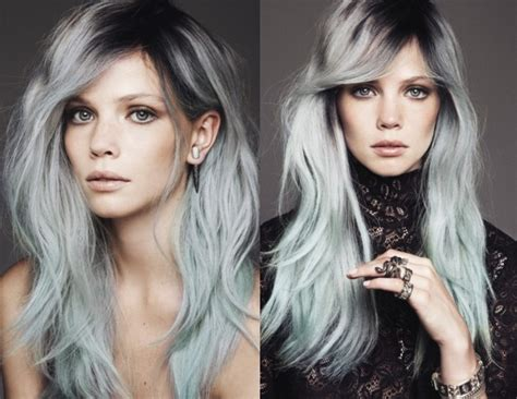 gray hair trends 2014 beauty trends to try in 2014 2015