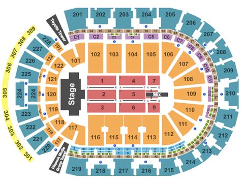 nationwide arena seating chart disney on tickets seating chart nationwide arena