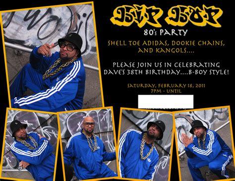 theme google chrome hip hop birthday quot hip hop 80 s party quot catch my party