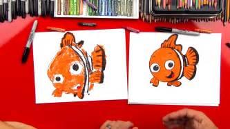 draw nemo art kids hub