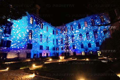 illuminazioni natalizie proietta luminarie a proiezione