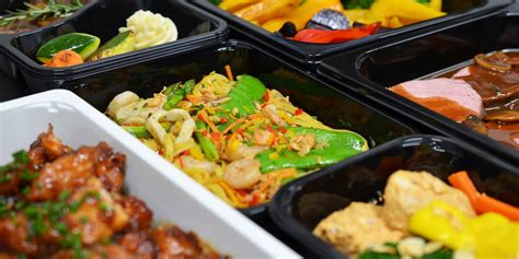 ready meals recyclable cpet containers
