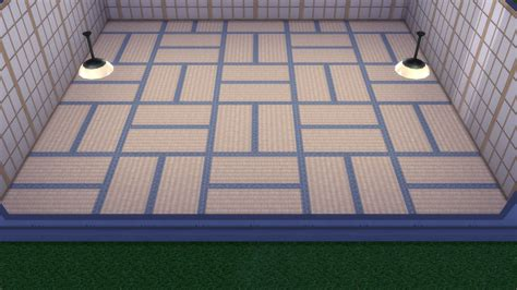 japanese floor l mod the sims japanese style wall and