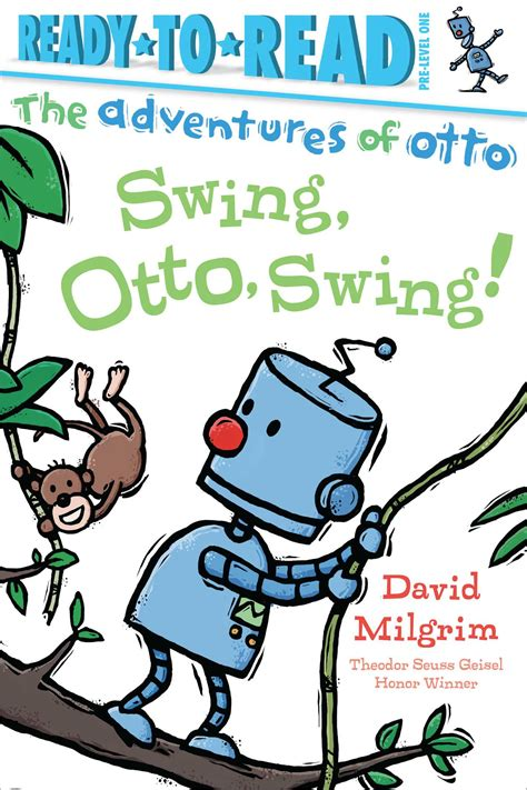 swing books swing otto swing book by david milgrim official