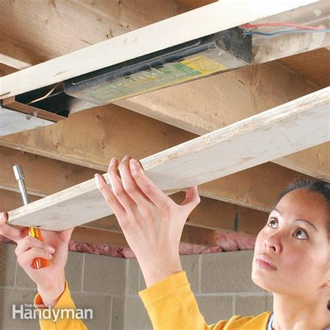 how to change fluorescent light how to replace fluorescent lights ballast family handyman
