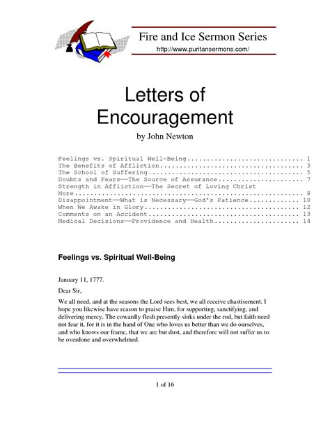 Best Photos Of Inspirational Letters For Confirmation
