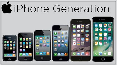 iphone generations the iphone generation