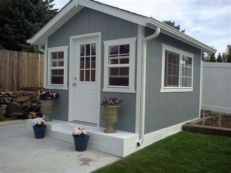 in law housing custom built garden shed mother in law home playhouse
