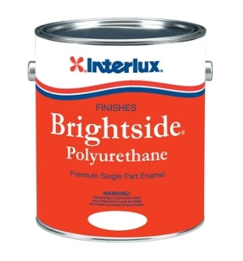 boat bottom paint application interlux brightside polyurethane interlux enamels