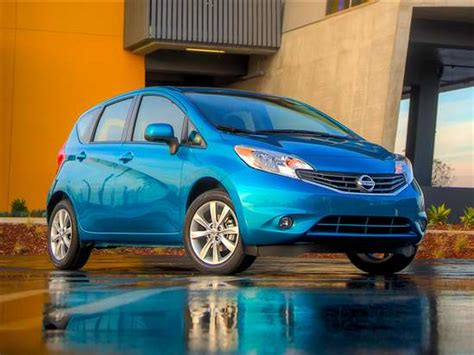 compact nissan versa note 9 very small cars autobytel com