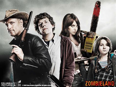 In Zombieland zombieland quotes quotesgram