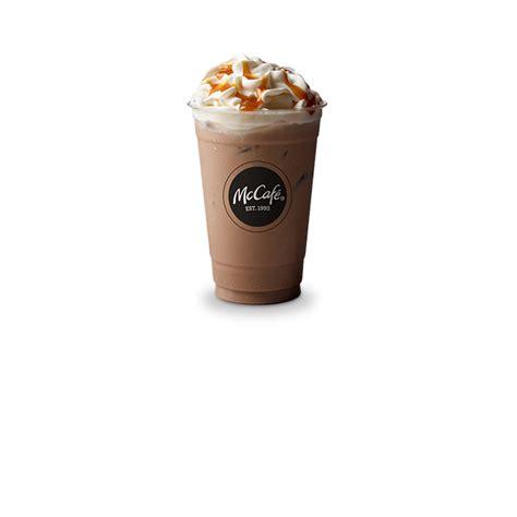 iced coffee mcd mcdonalds mocha coffee nutrition facts