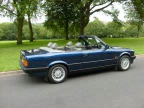 1993 bmw e30 325i convertible with hardtop silverstone