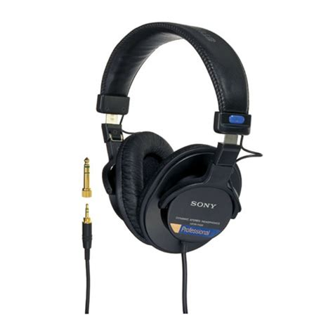 Headphone Sony Mdr 7506 Sony Mdr 7506 Professional Studio Monitor Headphones Pro