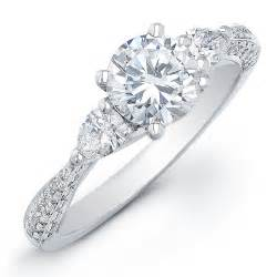 Engagement Ring by Engagements Rings Infinity Engagement Ring