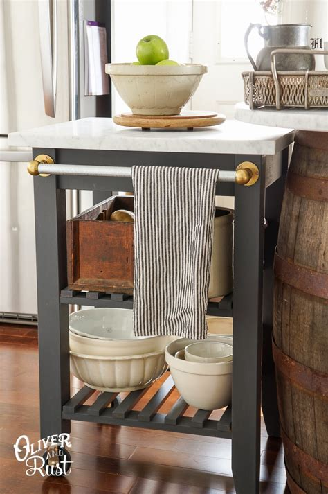 ikea kitchen island hack top 10 furniture hacks easy makeover projects for the weekend