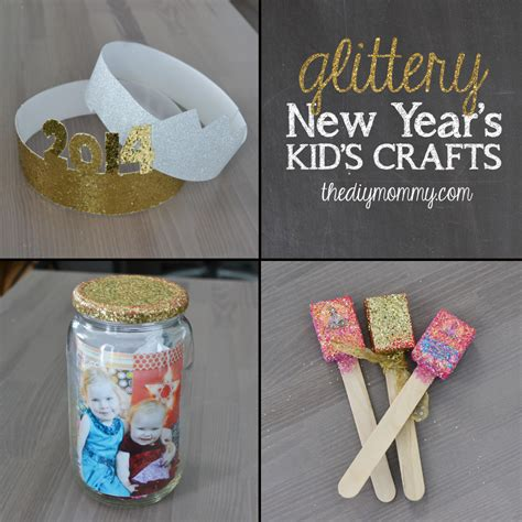new years craft projects new year s crafts for hats time capsule