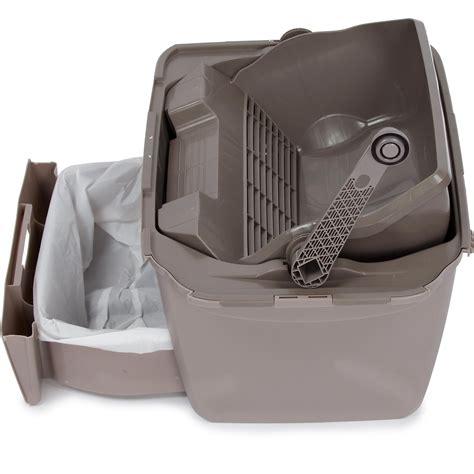petco litter box ottoman catit smartsift litter box petco