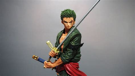 one figure review of banpresto creator x creator zoro