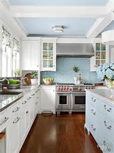 cottage style kitchen furniture 25 best ideas about light blue kitchens on