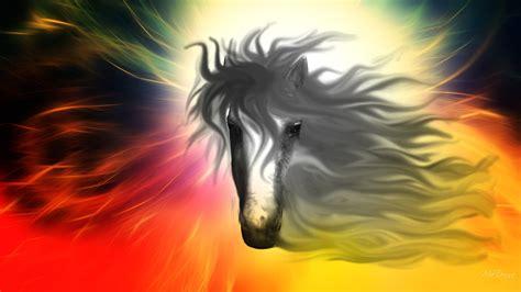 firefox horse themes mystic horse 7040887