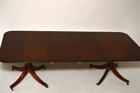 large extending dining table large antique mahogany extending dining table marylebone